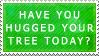 .Stamp. Hug Your Tree by KillMePleaseGod