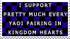 .Stamp. Every Pairing In KH by KillMePleaseGod