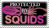 .Stamp. Protected by Squids by KillMePleaseGod