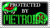 .Stamp. Protected by Metroids by KillMePleaseGod