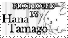 .Stamp. Protect by Hanatamago by KillMePleaseGod