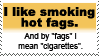 .Stamp. Fags by KillMePleaseGod