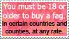 .Stamp. Fag Purchasing by KillMePleaseGod