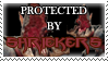.Stamp. Protected by Shriekers by KillMePleaseGod