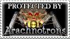 .Stamp. Protect by Arachnotron by KillMePleaseGod