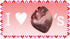 .Stamp. I Heart Hearts by KillMePleaseGod