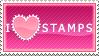 .Stamp. I Love Stamps by KillMePleaseGod