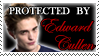 .Stamp. Protected by Edward by KillMePleaseGod