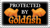.Stamp. Protected by Goldfish2