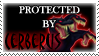 .Stamp. Protected by Cerberus by KillMePleaseGod