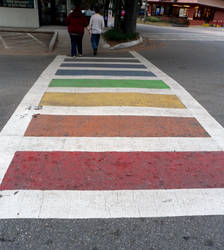 Rainbow Road by KillMePleaseGod