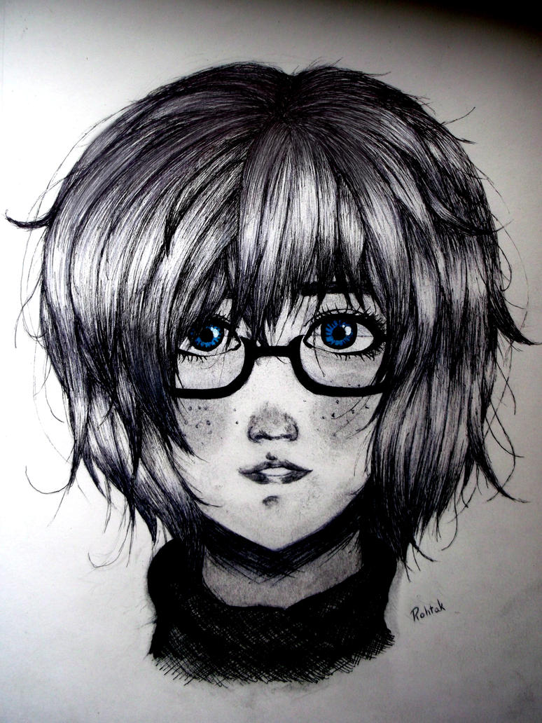 Girl by Rohtak