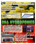 Full Page Ad DNA HYDROPONICS