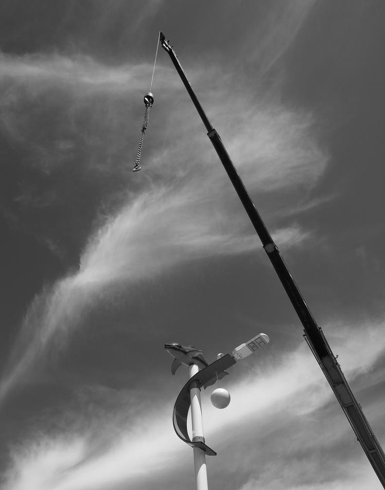 Air Fishing by David-Will