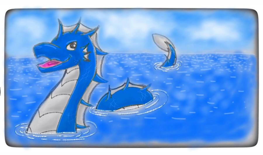 Sea Dragon by rhyj
