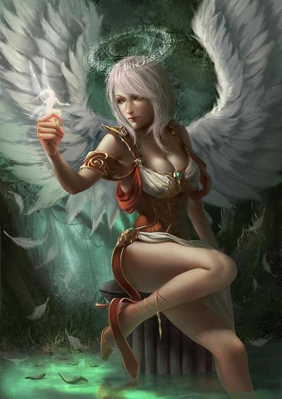 Angel by toy1989820 on DeviantArt