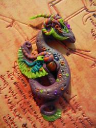 Sprite Dragon by Acarron