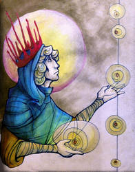 halos by Acarron