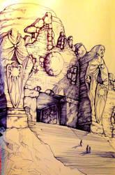 ruin by Acarron
