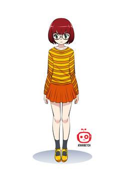 Scooby Doo Project: Character Velma
