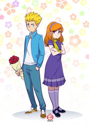 Scooby Doo Project: Daphne and Fred