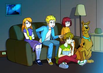Scooby Doo Project: Movie Night