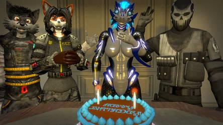 Happy Birthday Dragon!