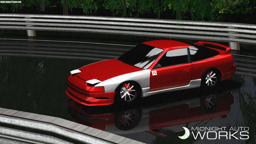 S-tuner mappable bumper trial 1 by KazaMR2 on DeviantArt