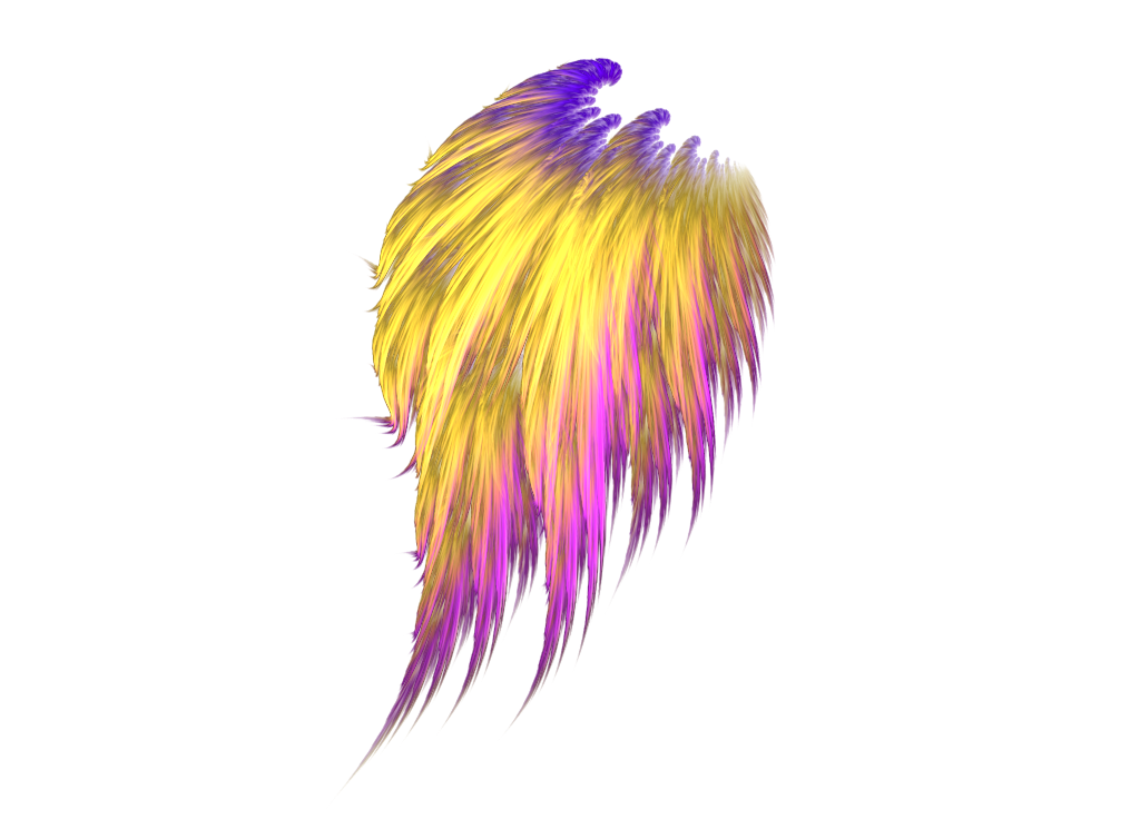 Angel wings png by Astrantia01