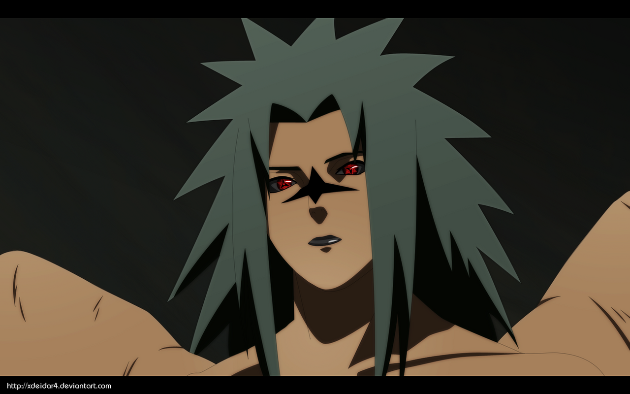 Sasuke demon eternal sharingan by xdeidar4 on deviantart - Sasuke uchiwa demon ...