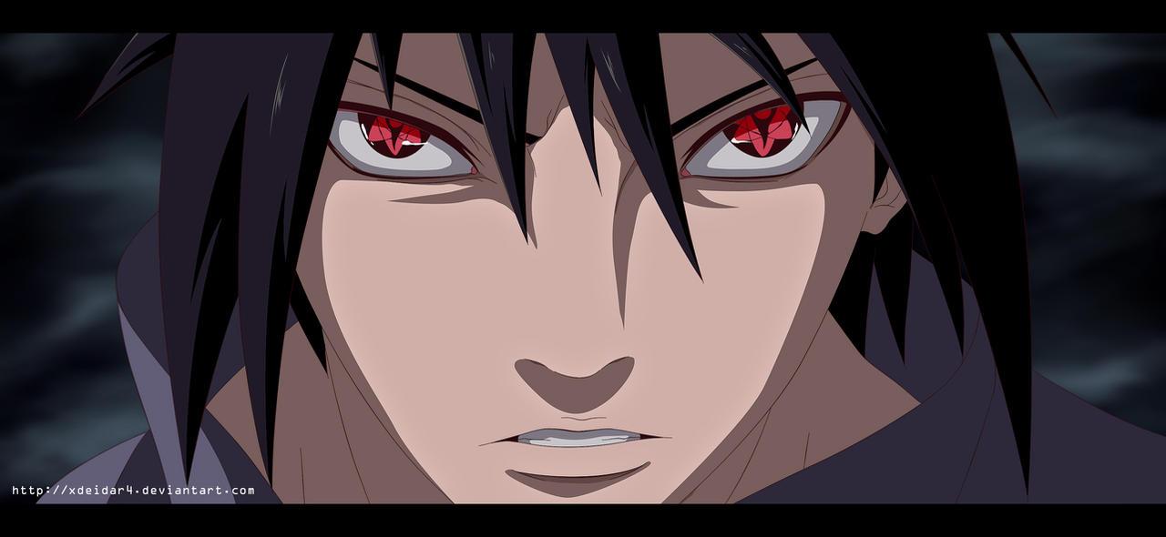 Sasuke Eternal Sharingan By XDeidar4 On DeviantArt