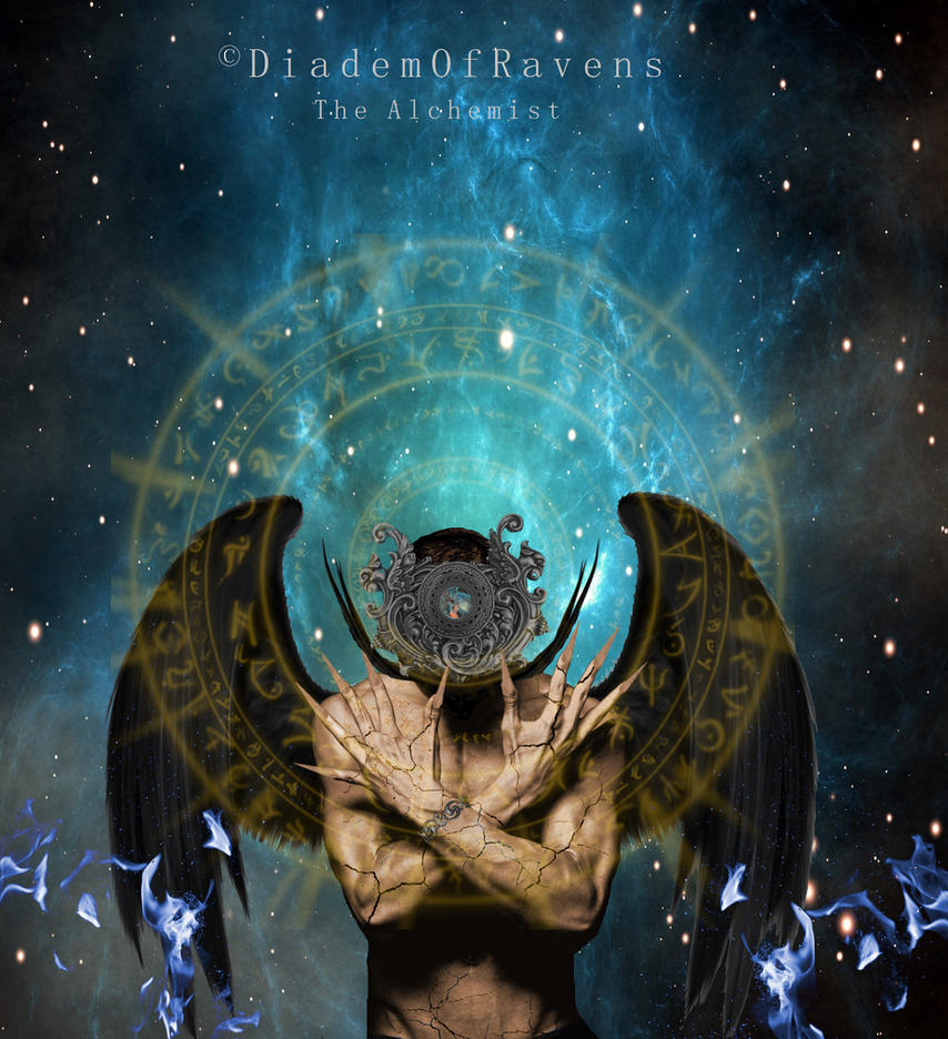 The Alchemist by DiademOfRavens on DeviantArt