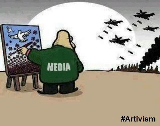 Mainstream Media by uki--uki
