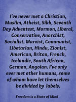 Humans not labels by uki--uki