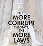 Corruption and laws