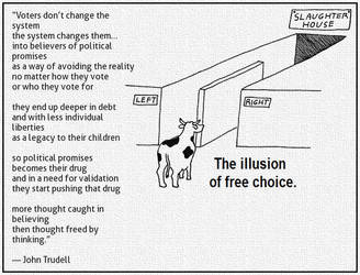 Illusion of choice by uki--uki