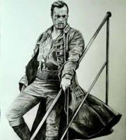 captain Flint by YlliadeXiloscient