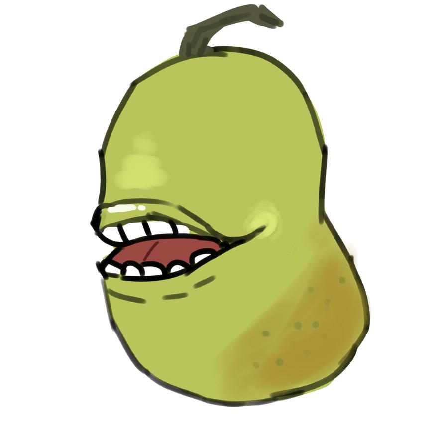 Pear by Gazellete