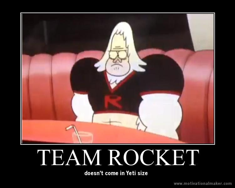 Team Rocket by Bellaluvscuteness