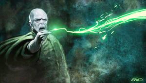 Voldemort by nicolasammarco