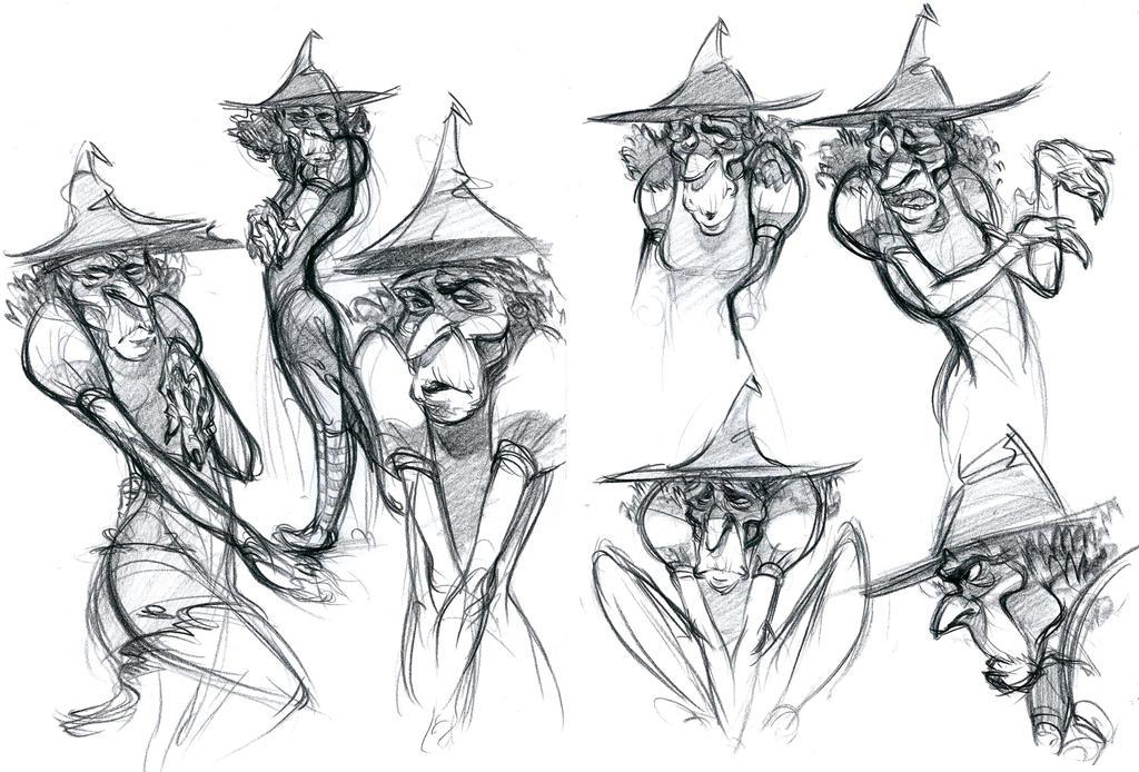Sketch Character by nicolasammarco on DeviantArt
