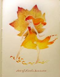 Autumn by nicolasammarco