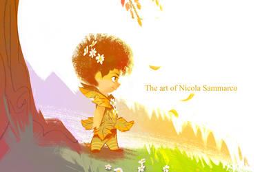 My new children's book (U.S.A.) :D by nicolasammarco