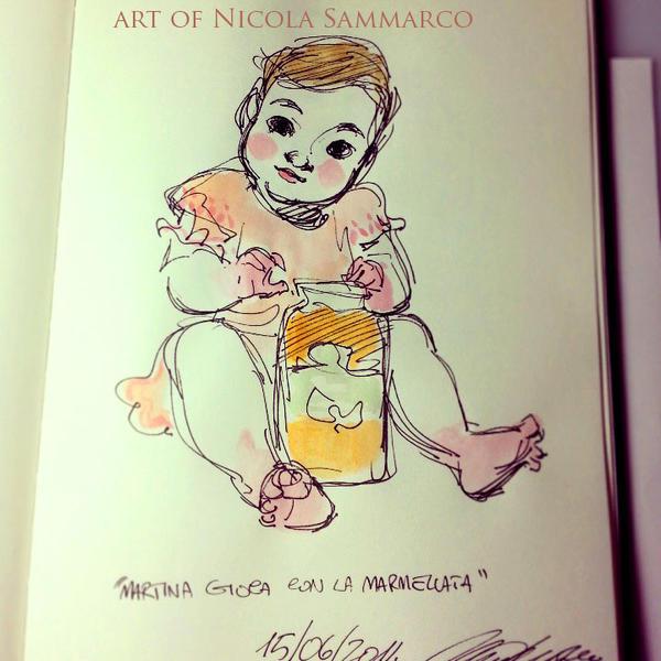 My niece :) by nicolasammarco