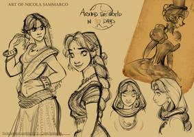 Auda :) by nicolasammarco