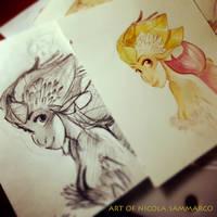 Centaras by nicolasammarco