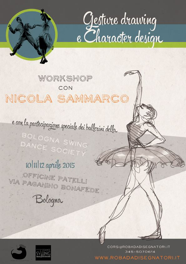 Workshop a Bologna! by nicolasammarco