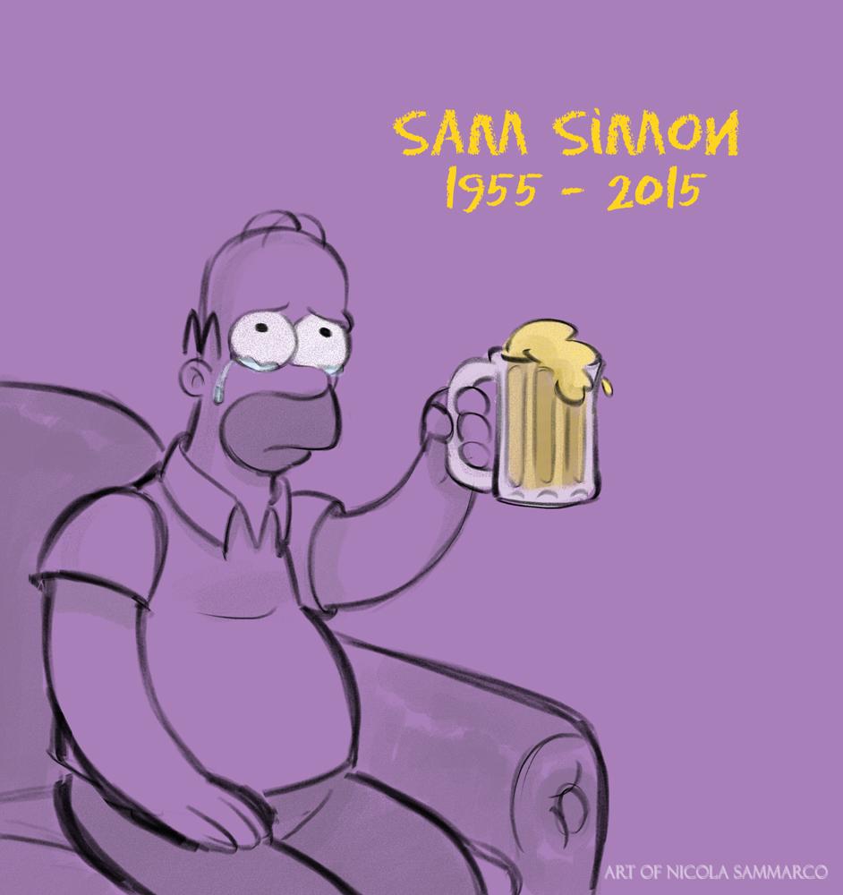 Thank you Sam by nicolasammarco