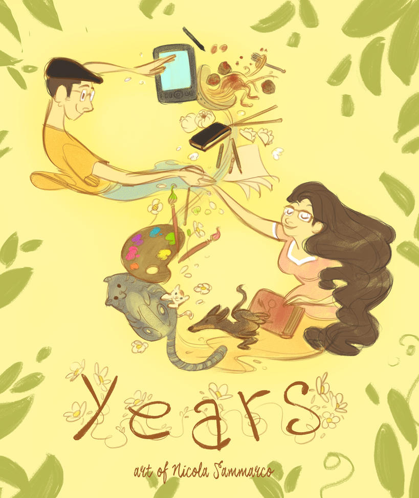 8 Years by nicolasammarco
