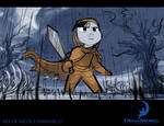 Dreamworks  - Storyboard for Story Trainee program
